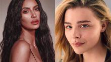 Chloë Grace Moretz revela cómo está su rivalidad con Kim Kardashian