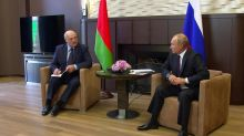 Putin backs Lukashenko as Belarus leader vows closer ties