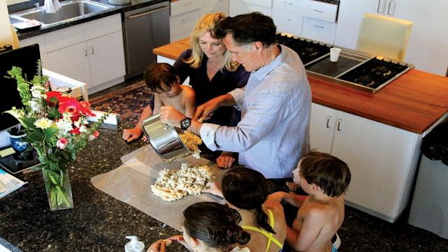 How Ann Romney Cooked the Post-Election Blues Away