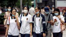 China suma 6 nuevos contagios del virus, todos procedentes del extranjero