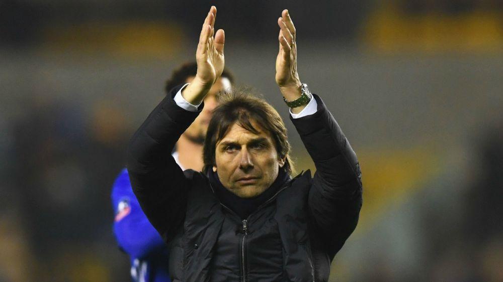 """Conte chiude la porta all'Inter: """"Felice al Chelsea, resto qui"""""""