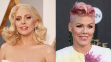 Here's What Pink Thought About Lady Gaga's Aerial-tastic Super Bowl Halftime Show