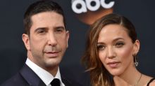 David Schwimmer and Wife Zoe Buckman Separate to 'Determine the Future of Our Relationship'
