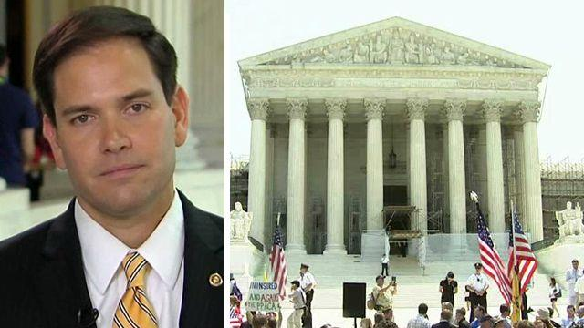Sen. Rubio: This is a 'middle class tax increase'