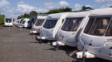 UK caravan sales boom as staycations rise