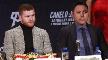 Oscar De La Hoya sees bright future for boxing