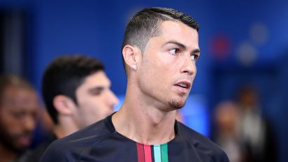 Ronaldo reveals the 'truth' behind that goatee