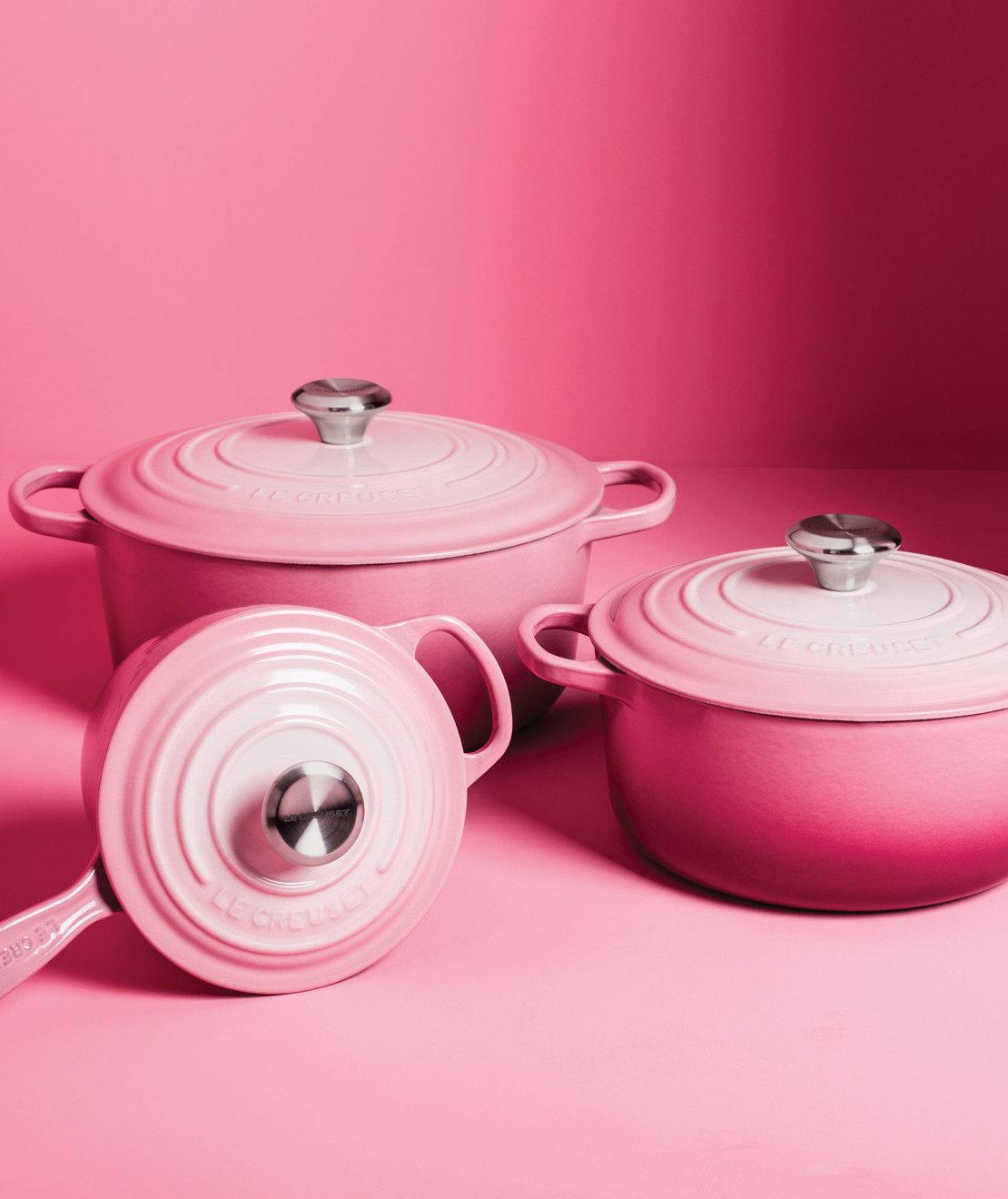 40 percent on Le Creuset staples at Amazon