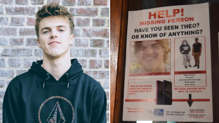 new breakthrough in search for 18-year-old backpacker