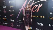 Los looks de la alfombra morada de 'After' en Madrid