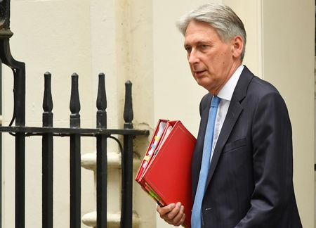 Image result for Hammond says time running out on Brexit; BoE governor to stay on