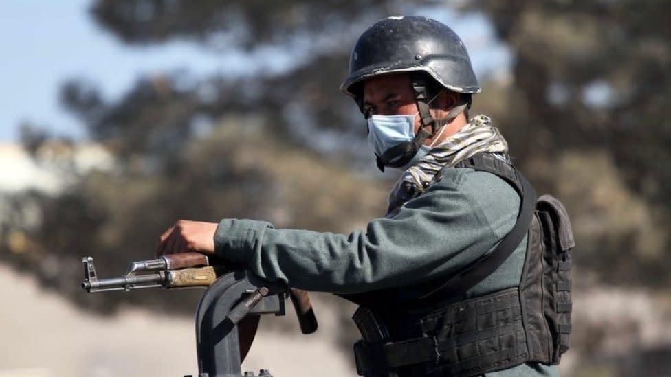 Afghanistan conflict: Female judges shot dead in Kabul