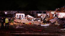 Likely Tornado Kills At Least 2, Demolishes Motel In Oklahoma City Area