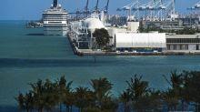 Cruise company stocks slide as Hurricane Dorian batters the Bahamas