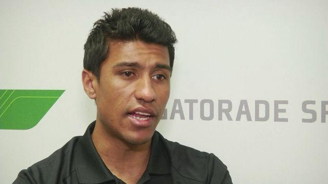 Paulinho dreams of playing in World Cup on home soil