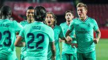 Auf einer Stufe mit Ronaldo! Zidane huldigt Kroos