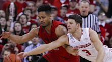 Wisconsin overcomes Ethan Happ's foul trouble to get badly needed win