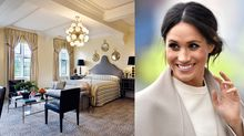 This hotel has a suite dedicated to Meghan Markle