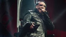 Marilyn Manson Collapses on Stage, Ends Show