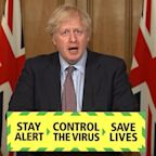 'Absolutely bonkers': Scientists reveal reaction to Boris Johnson's infamous 'shaking hands' speech at start of pandemic