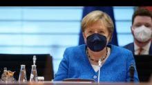 L'invito della Merkel: che sia un obbligo la quarantena in Europa per chi viene dal Regno Unito