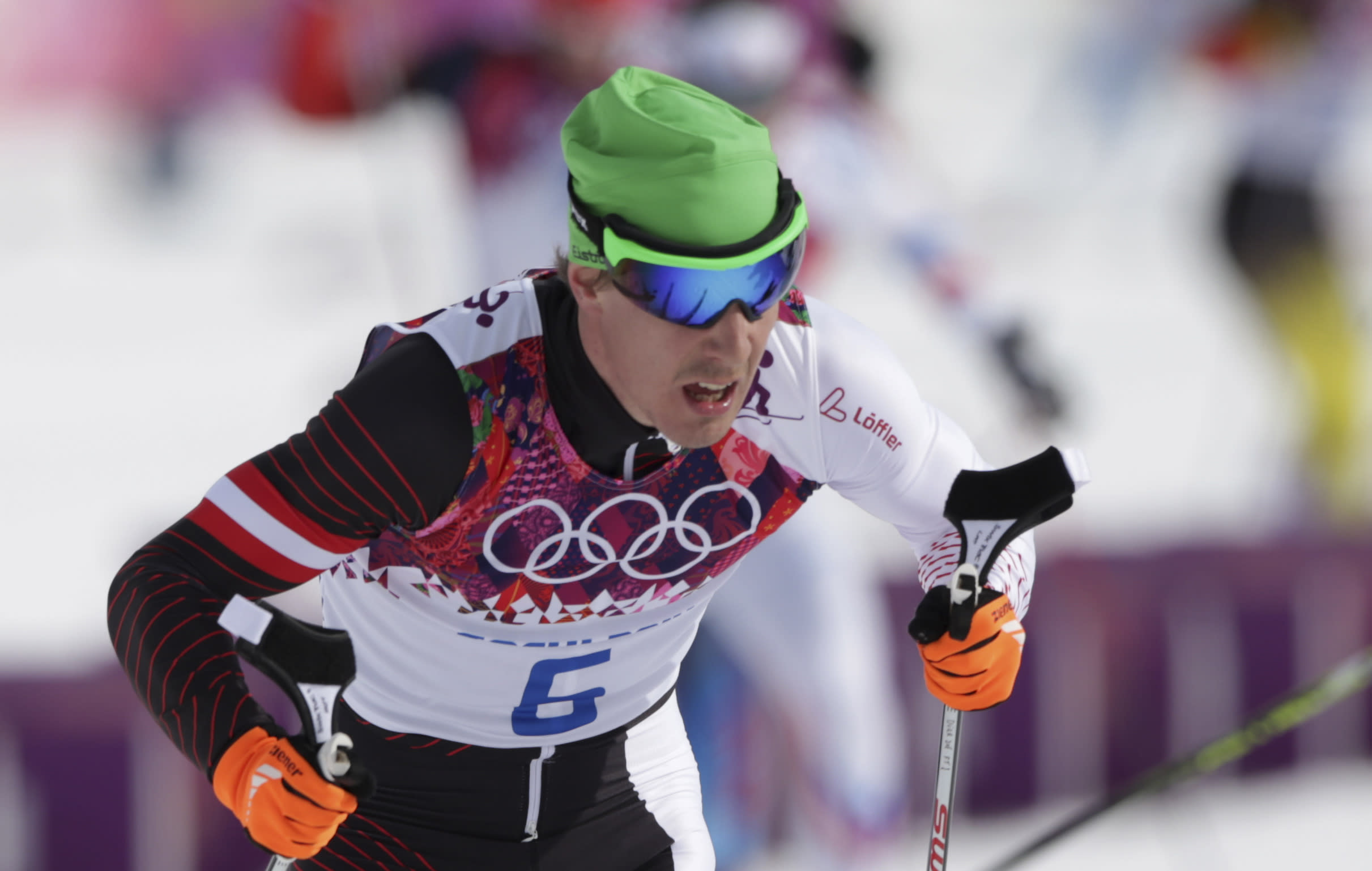 After 5th case, IOC says anti-doping program works