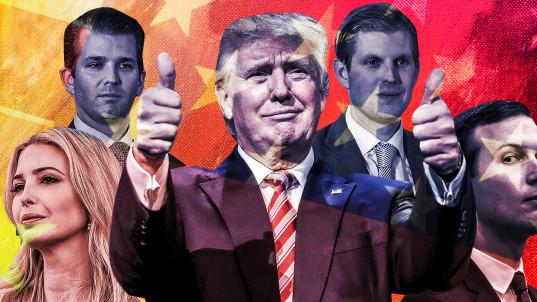 Column: Ultimate Chinese import — Trump's princelings
