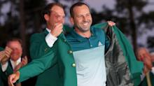 The Masters 2017: Sergio Garcia beats Justin Rose in dramatic play-off to clinch first major