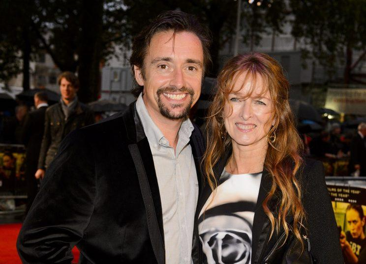 richard hammond 39 s wife admits she 39 almost went to pieces. Black Bedroom Furniture Sets. Home Design Ideas