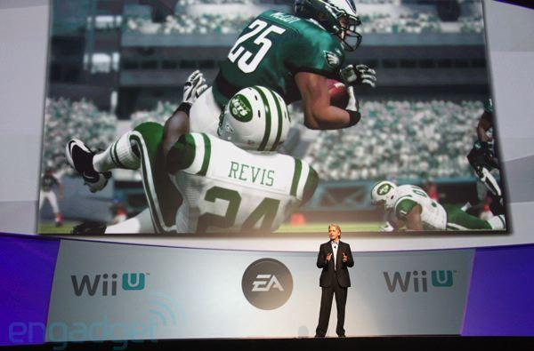 Nintendo admits its Wii U highlight reel was spiced up with PS3 and Xbox 360 footage