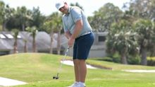 Michael Mattiace trending at the right time for North Florida Ospreys men's golf team