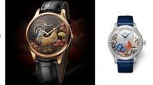 "雄雞爭掛帥 ARTISTIC ""YEAR OF THE ROOSTER"" WATCHES"