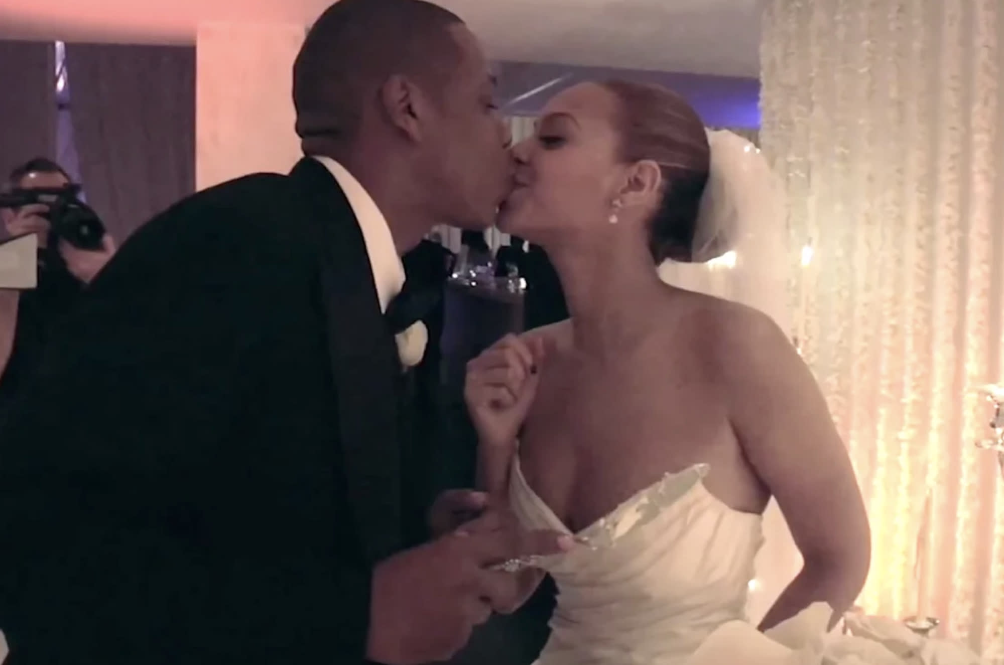 Beyoncé and Jay-Z\'s secret wedding, 10 years later