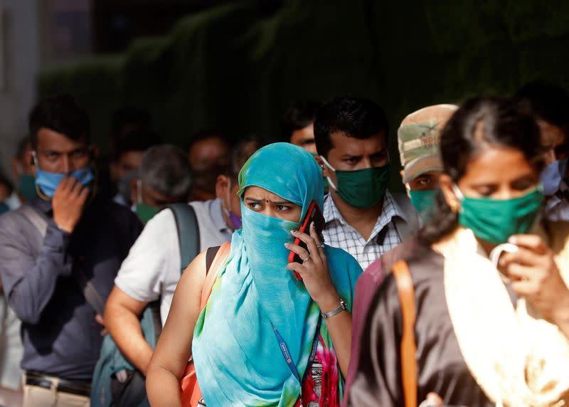 India records 46,253 new coronavirus cases