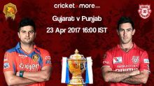 IPL 10: Gujarat Lions look to consolidate vs Kings XI Punjab