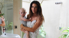 Fitness blogger mom says C-sections are not the 'easy way out'