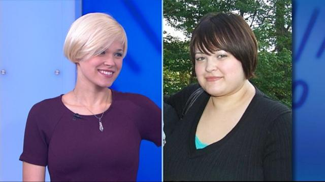 Before and After: Women Shed 'Half Their Size'