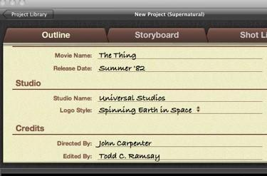 iMovie '11 Trailers feature won't let you spoof Universal trailers