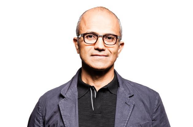 Watch Satya Nadella's first major appearance as Microsoft CEO live