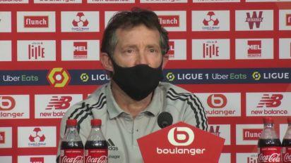 Foot - L1 - Strasbourg : Lefèvre : «On est fiers mais un peu déçus»