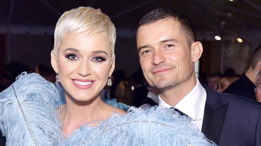 Katy Perry, Orlando Bloom make it a date night at amfAR Gala