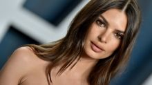 Emily Ratajkowski's fans react to her new blonde hair: 'Obsessed with your new look'