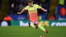 Roberto Martínez: 'De Bruyne é o melhor jogador da Premier League'