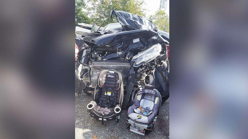 Mom S Viral Post Of Horrific Car Accident Reminds Parents