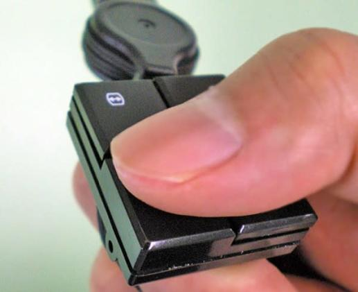 Evergreen's impossibly small Micro USB Mouse