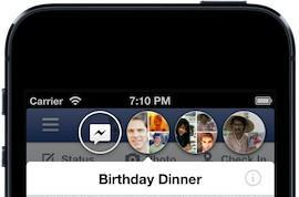 Facebook 6.0 for iOS available, Loren Brichter 'helping' at Facebook