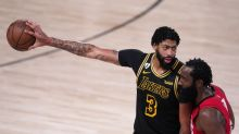 NBA issues Anthony Davis a flagrant 1 foul for incident in Game 2 vs. Rockets