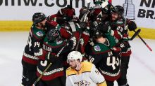 Coyotes and Predators play-in series recap: Advancing to the playoffs