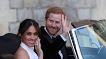 Royal wedding: Inside Meghan Markle and Prince Harry's star-studded evening reception