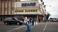 16 Sears stores are being auctioned off online